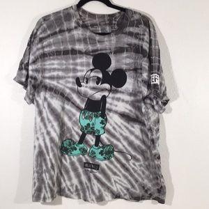 Neff Disney Collection Mickey Men's T-Shirt Tee XL